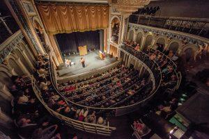 Gastspiel im Theater Putbus
